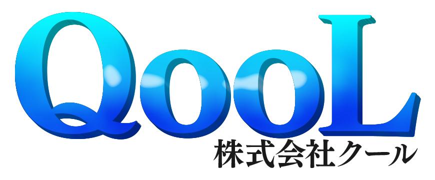 Qool新ロゴ(白)