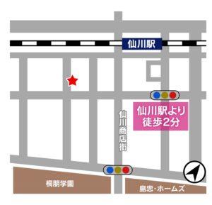 東京都調布市仙川町1-10-4 第二伊藤ビル108